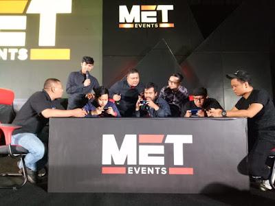 Launching Mineski MET