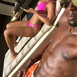 What Break Up? Usain Bolt and Girlfriend Flaunt Beach Bodies On Their Vacation [SEE PHOTOS]