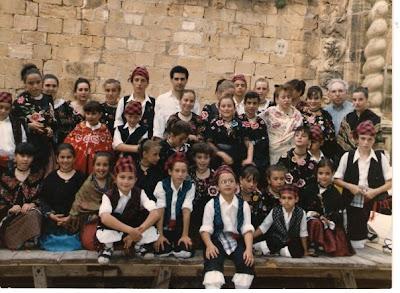 beceite, beseit, jota, remember, Aragón, bailar jota, joteros,