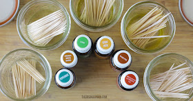 How to Make Flavored Toothpicks with Essential Oils