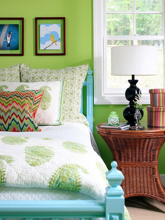 95 Warna Cat Kamar Tidur yang Baik untuk Kesehatan Tubuh