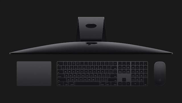 Apple unveils new iMac Pro including 18 core Xeon processors