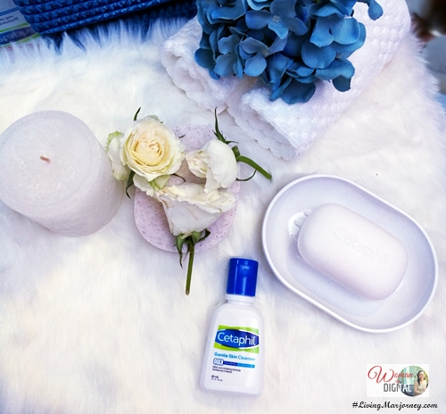 Travel size Cetaphil Gentle Cleanser