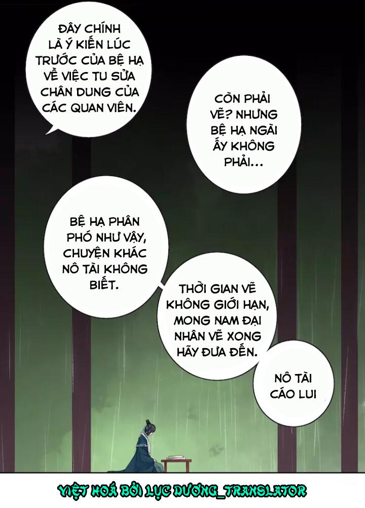 Ta Làm Lớn Ở Hậu Cung Chap 48 - Trang 9