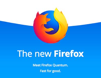 Pengalaman Mencoba Firefox Quantum