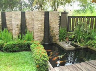 Contoh Gambar Desain Taman Rumah Minimalis 03