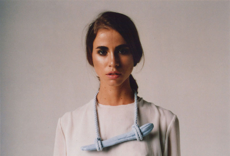 Pola Thomson Autumn/Winter 2012/13 Women's Collection