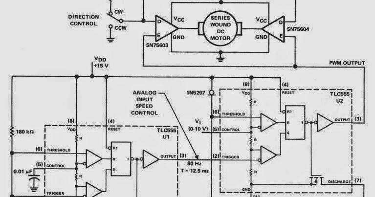 Genie Electronique Schema
