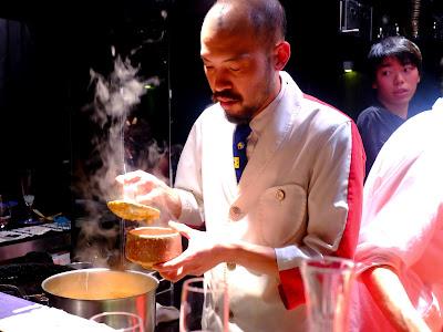 Le Chameau Bleu - Restaurant Gastronomique Japonais Guilo Guilo