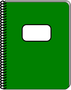 Tardy List Notebook