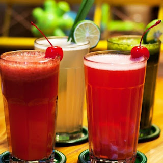 Resep Minuman Orange In Red