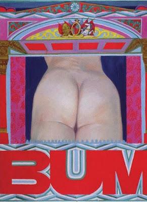 Bum (1966), Pauline Boty