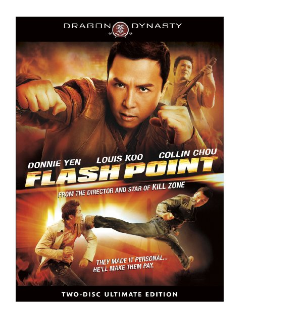 Streaming Film Subtitle Indonesia: Flash Point (2007)