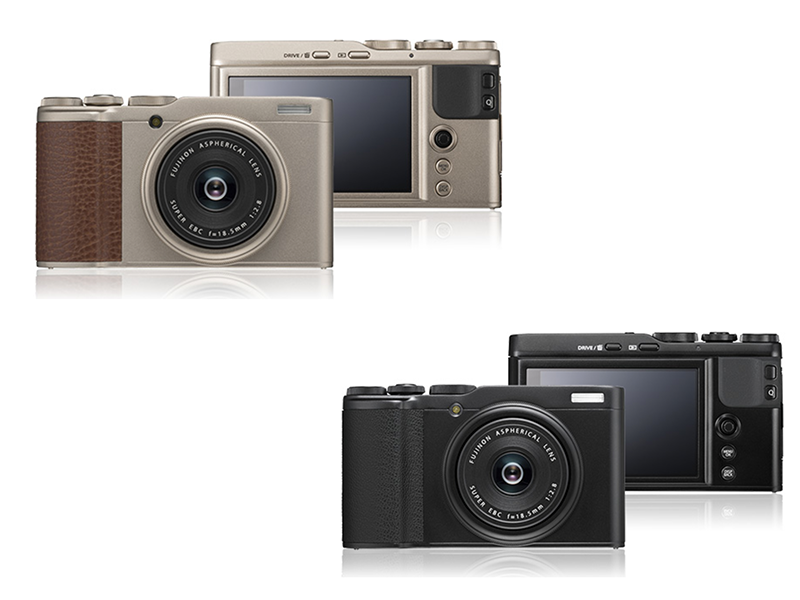 Fujifilm outs XF10 with a large APS-C sized sensor in a compact body for PHP 28,990!