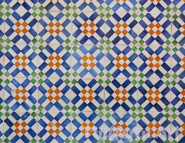 Portugiesische Muster  nach ©muellerinart