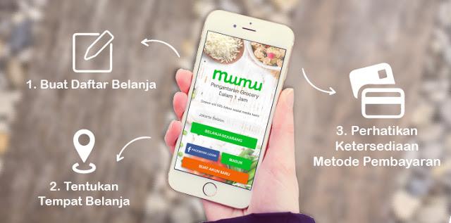 Grocery Online Terpercaya di Mumu