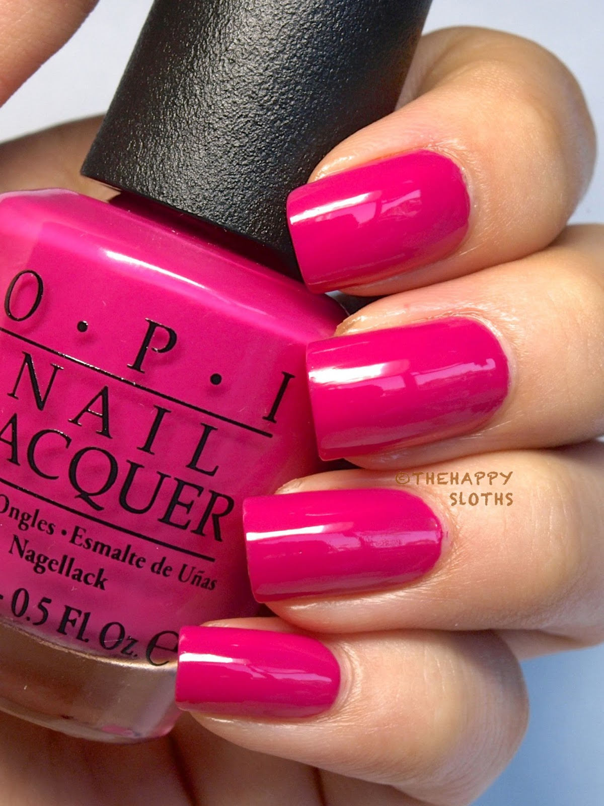Ford Mustang By Opi Nail Polish Collection In Quot Race Red