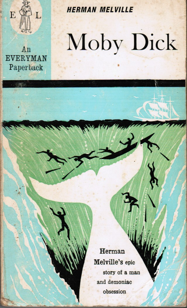 Melville work before moby dick