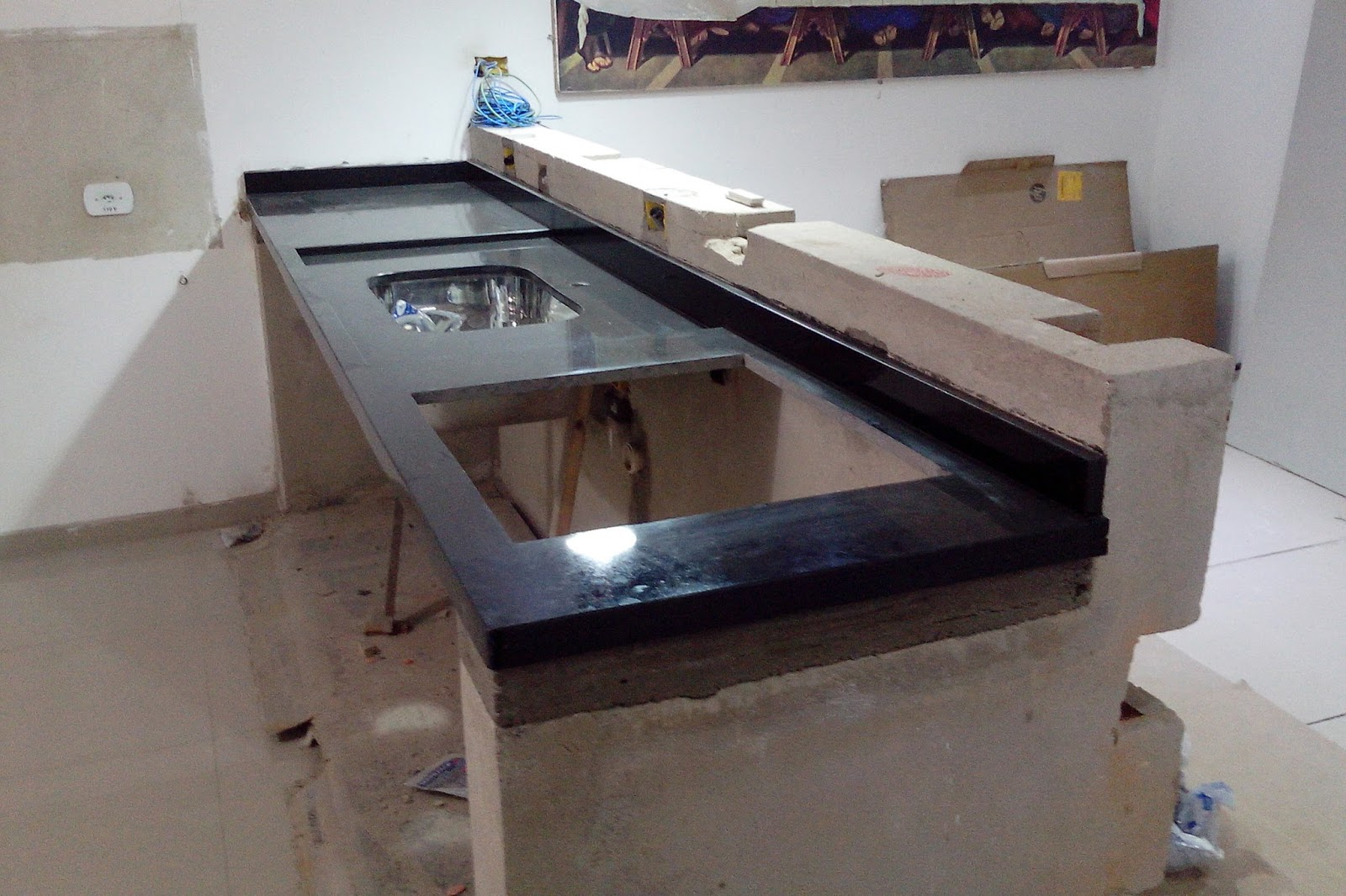 Qual a altura ideal da pia?  Projeto Casa Cor -> Altura Ideal Pia De Banheiro