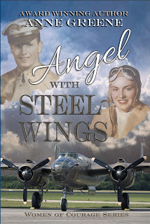 http://smile.amazon.com/Angel-Steel-Wings-Anne-Greene/dp/1942513410/ref=sr_1_1?s=books&ie=UTF8&qid=1462021247&sr=1-1&keywords=angels+with+steel+wings