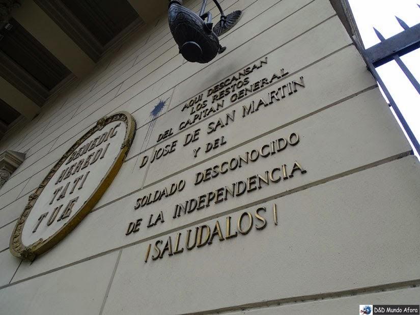 Detalhe da fachada - Catedral Metropolitana de Buenos Aires