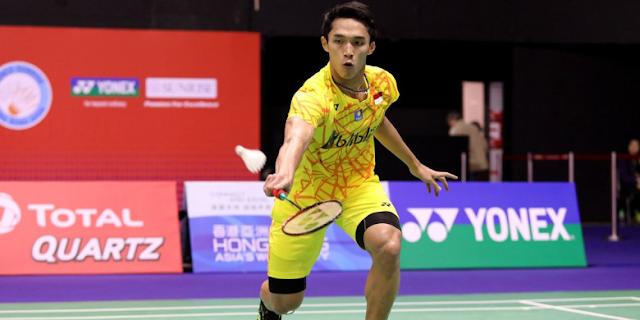 Malaysia Masters 2019 - Jonatan Christie Kalahkan Jan O Jorgensen
