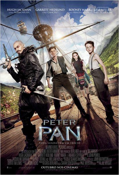 Baixar Torrent Peter Pan Dublado Download Grátis