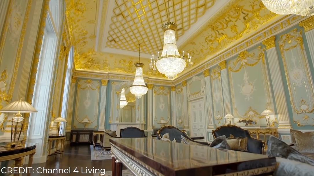 32 Interior Design Photos vs. UK's Most Expensive Home Tour