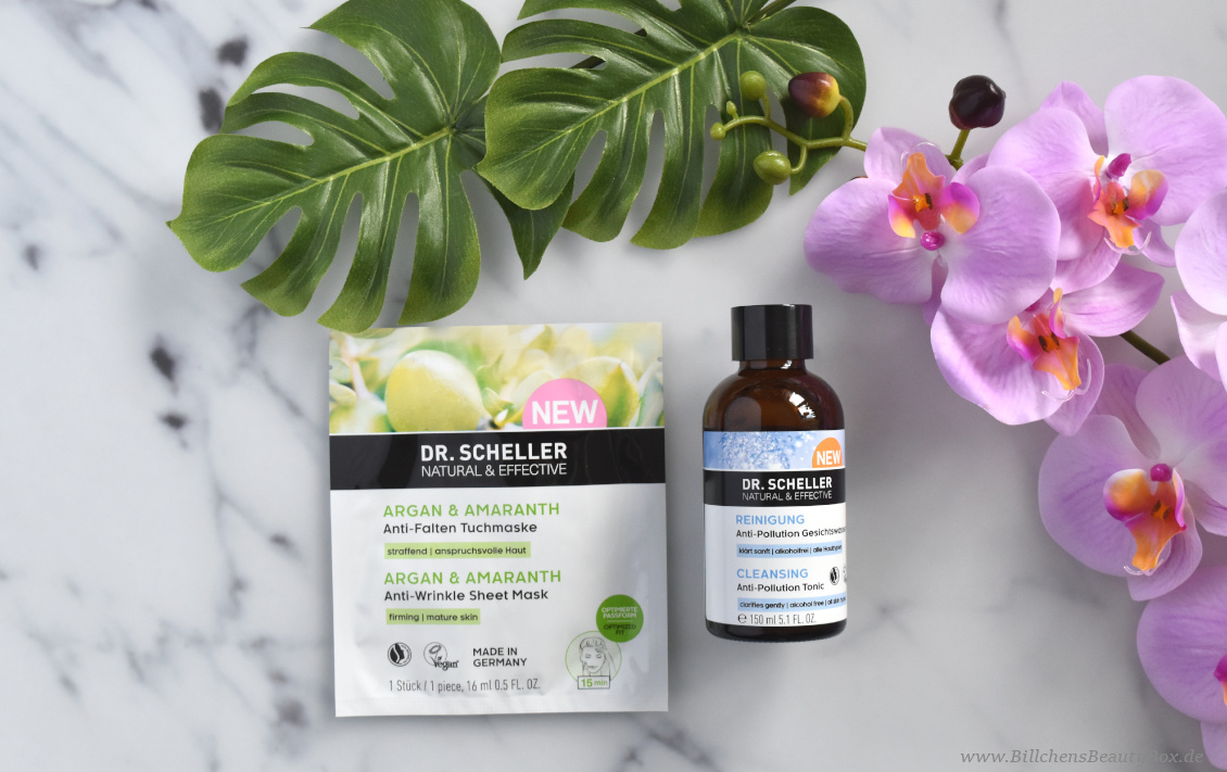 beautypress Naturkosmetik Favoriten - Dr. Scheller
