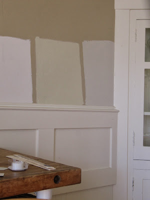 Choosing A Paint Color For The Dining Room The Wicker House