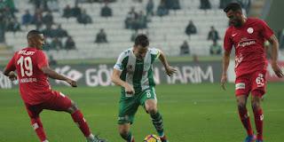 Atiker Konyaspor - Antalyaspor Canli Maç İzle 18 Kasim 2017