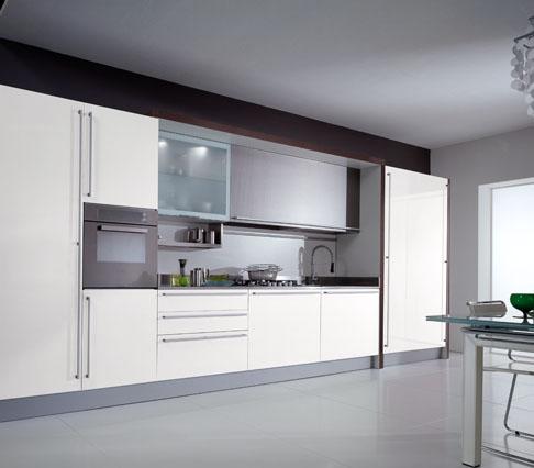 Cocinas lineales las m s comunes cocinas con estilo for Cocinas lineales de cuatro metros