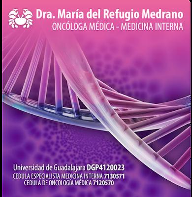 Dra. María del Refugio Medrano QUIMIOTERAPIA GUADALAJARA
