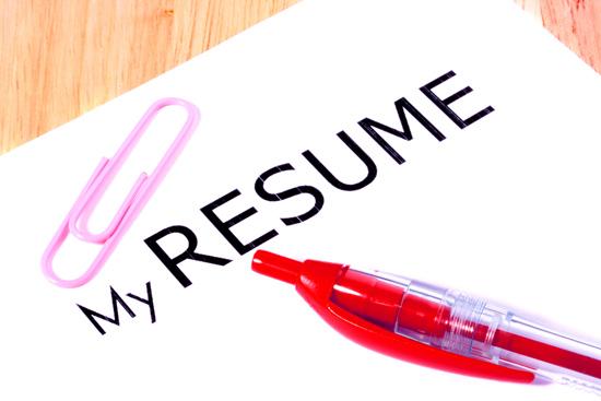 5 Tips Kritikal Hasilkan Resume Kerja Hebat