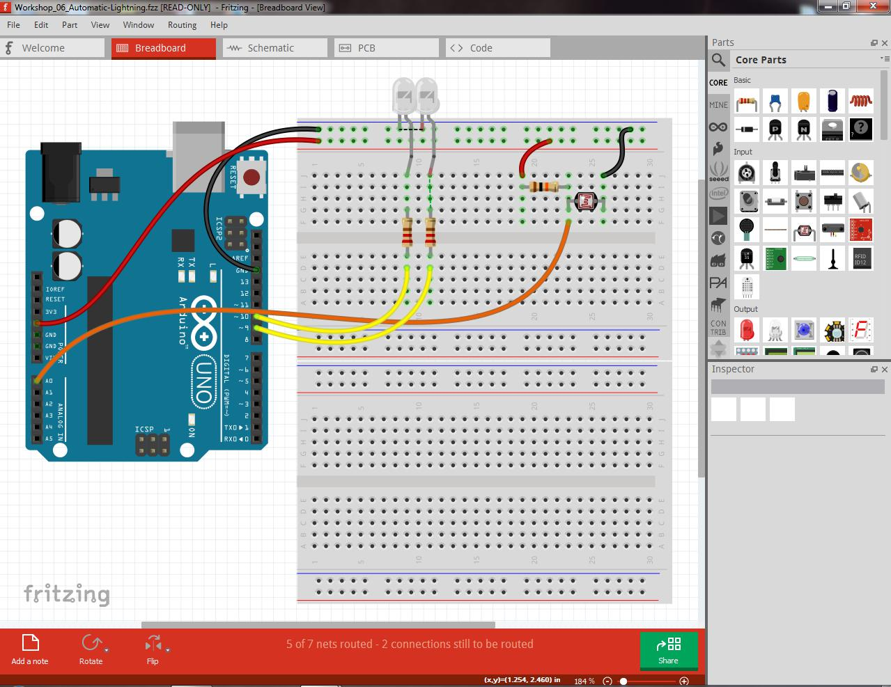 5 Effective Online Tools That Will Spice Up Your Arduino Projects Best Circuit Simulator Most On This Blog Use Diagrams Made Fritzing Download Here