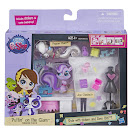 Littlest Pet Shop Themed Pack Pepper Clark (#3694) Pet