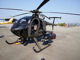 helikopter tempur ringan MD530G