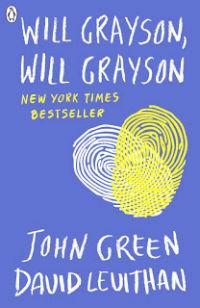 portada del libro Will Grayson Will Grayson de John Green y David Levithan