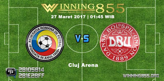 Prediksi Skor Romania vs Denmark 27 Maret 2017