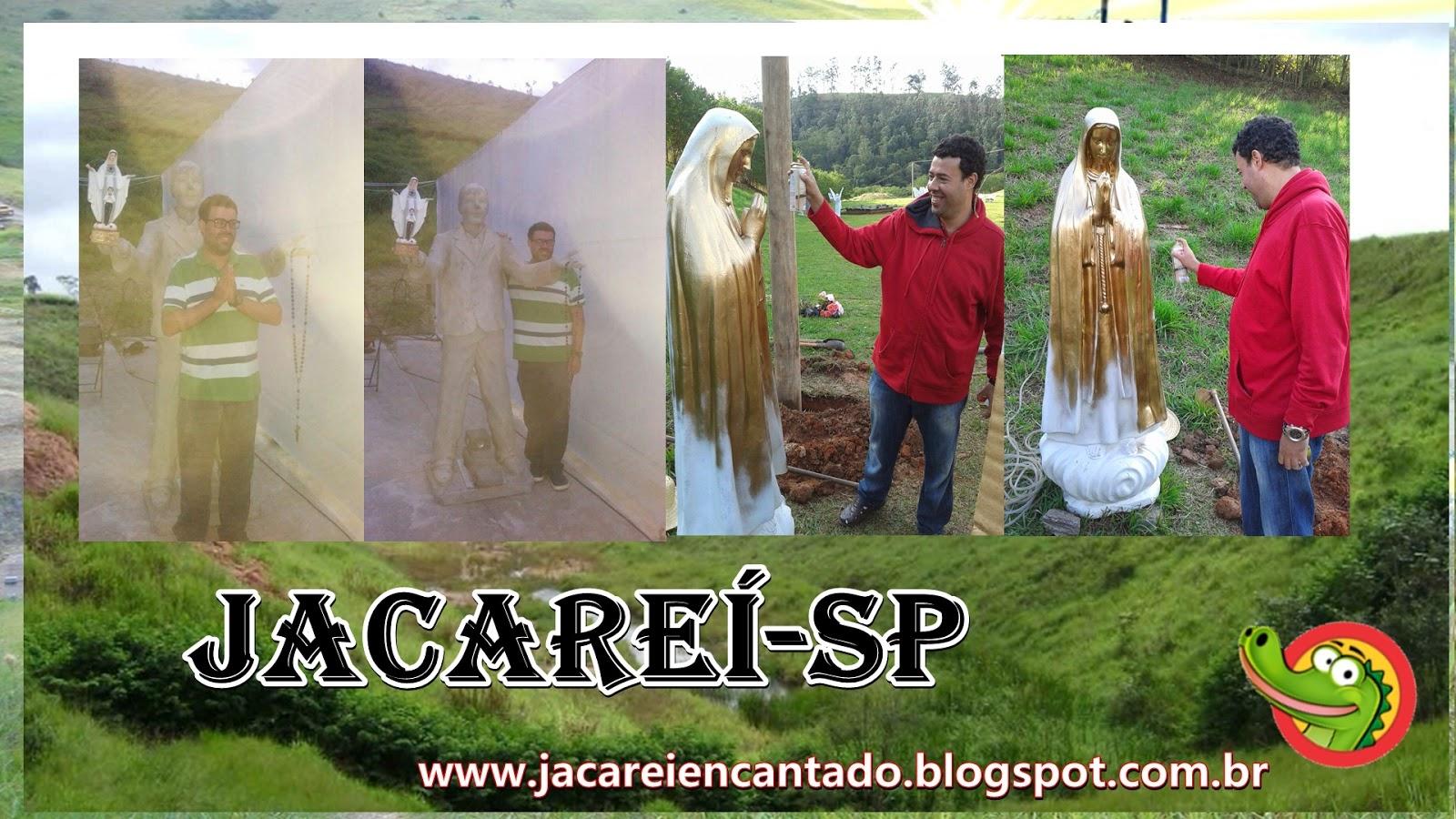 Santuário das Aparições de Jacareí SP. são falsas. são verdadeiras, farsa, photoshop, segredo
