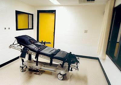 Georgia's death chamber