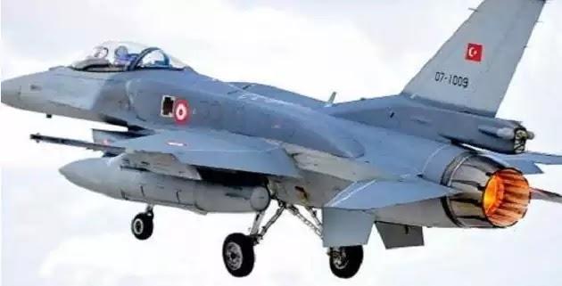Μαζικοί αεροπορικοί βομβαρδισμοί από τουρκικά μαχητικά στη βόρεια Συρία – Χτυπούν στόχους αδιακρίτως (βίντεο)
