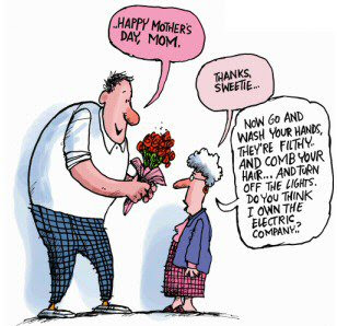 Funny Mothers Day   Happy Mothers Day
