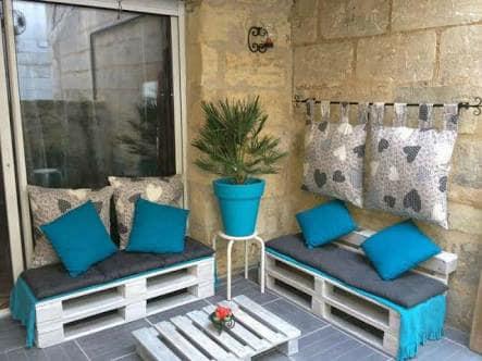 #pallet #palete #madeira #decora #decoração #home #casa #homeidea
