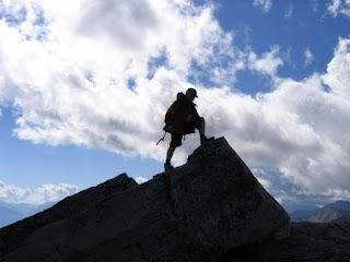 Turun menyusuri lembah kesunyian