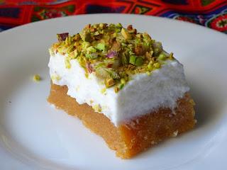 Ramadan Rezept Dessert Asih Saraya Grieß