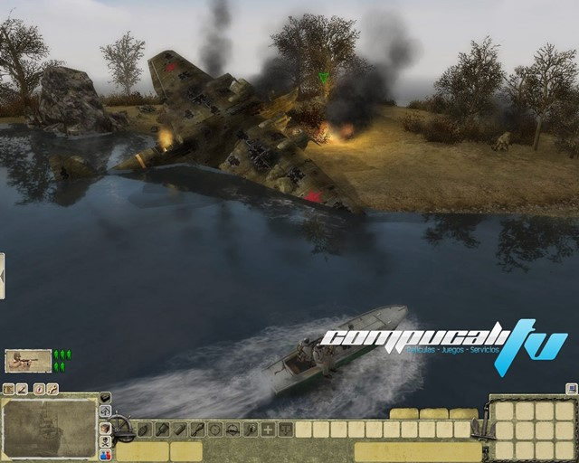 Men of War Red Tide PC Full Español