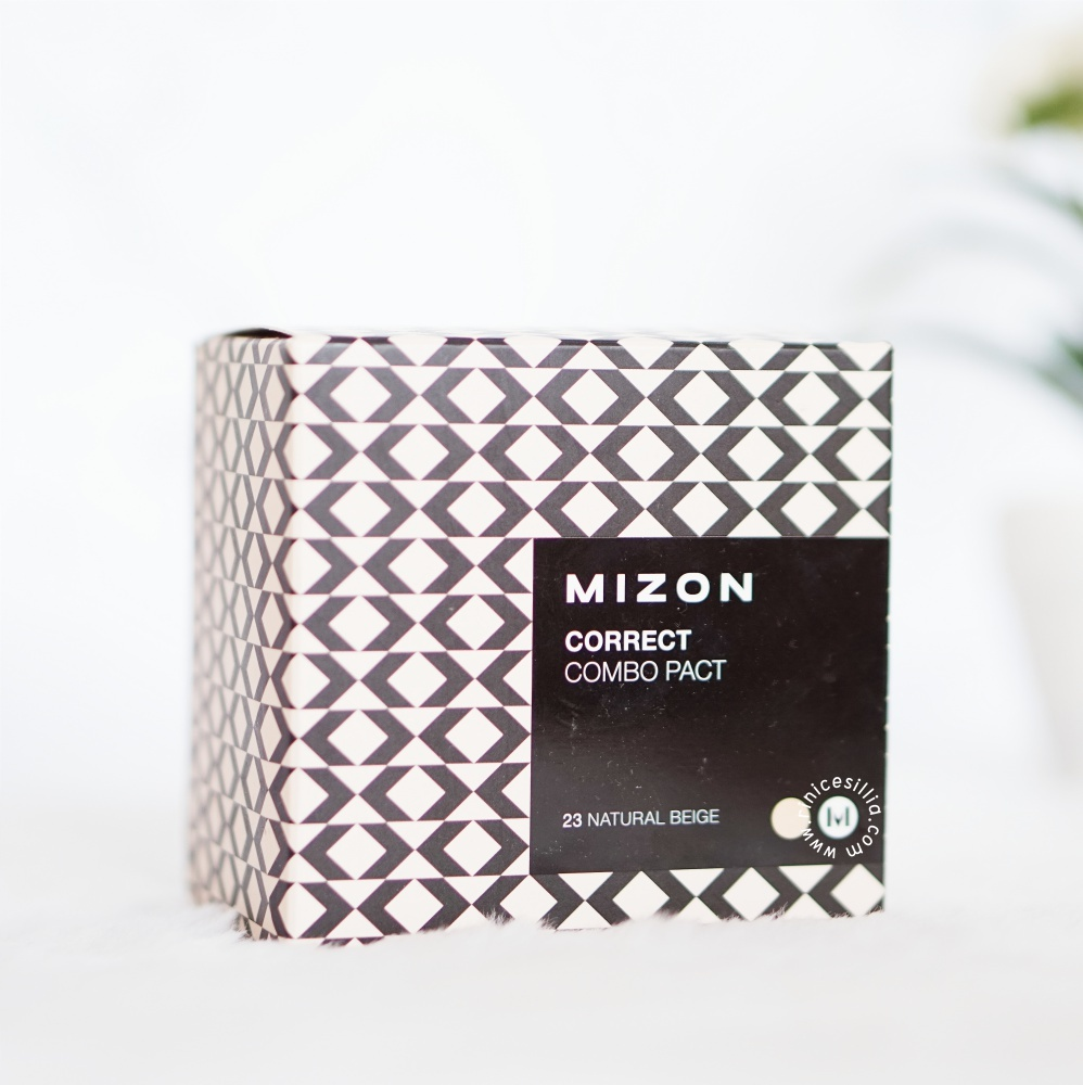 Mizon Correct Combo Pact Review