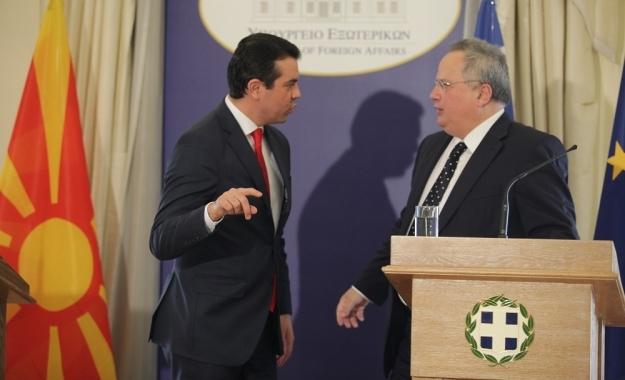 Η κυβέρνηση ανασταίνει το «Μακεδονικό»!