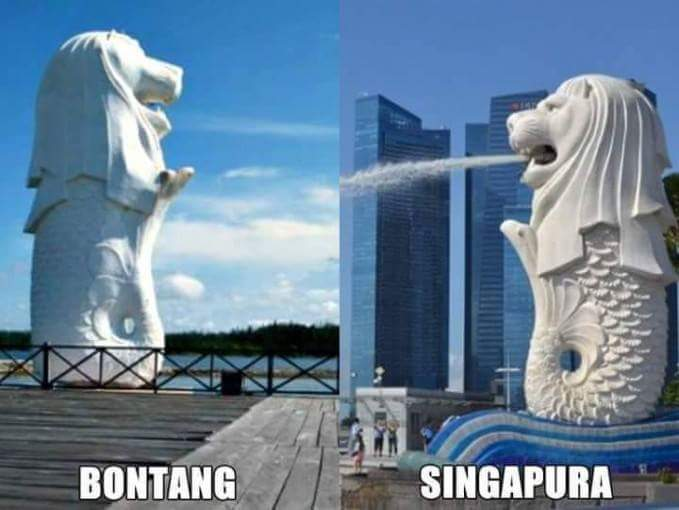 Tempat Tempat Destinasi Wisata Indonesia Yang Mirip Dengan Yang Di Luar Negeri!